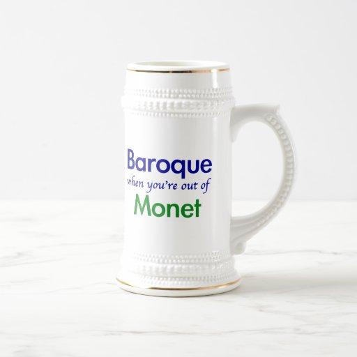 Barock - Monet Teetasse