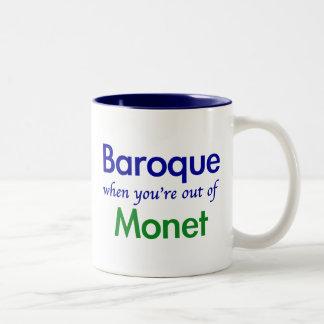 Barock - Monet Tassen