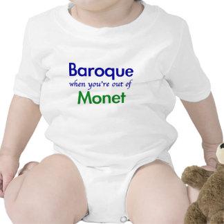 Barock - Monet Strampler