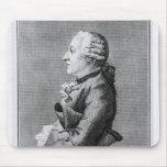 Baron Friedrich Melchior Grimm Mousepads