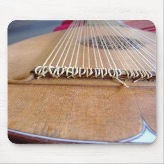 Baroque lute mousepads