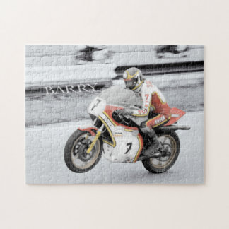 Barry Sheene Puzzle