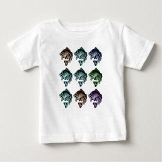 Barschangeln Baby T-shirt
