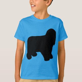 Bärtiger Collie-Gang T-Shirt