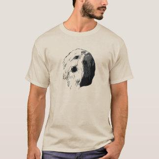 Bärtiger Collie-T - Shirt