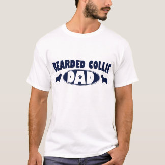 Bärtiger Collie-Vati T-Shirt