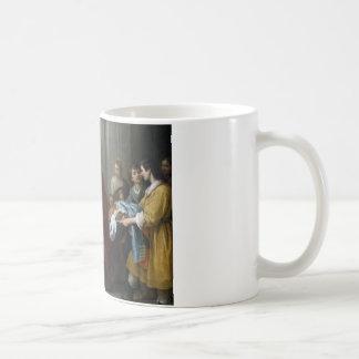Bartolome Esteban Murillo-Rückkehr des Prodigal Kaffeetasse