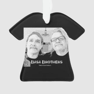Basa Bruder-schwarze T - Ornament