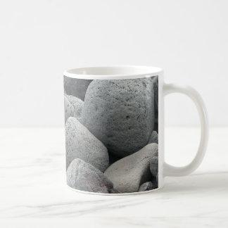 Basalt-Kopfsteine Kaffeetasse