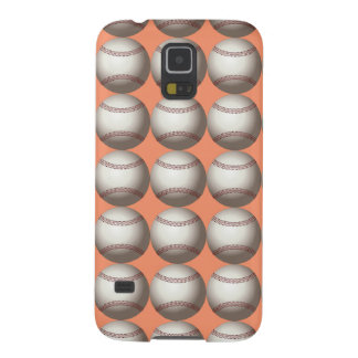 Basebalball für Baseballspaß Galaxy S5 Hülle