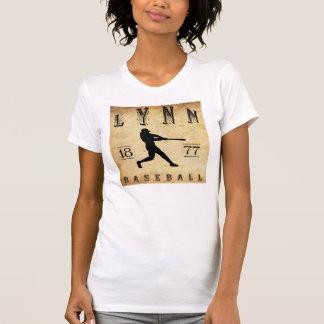 Baseball 1877 Lynns Massachusetts T-Shirt