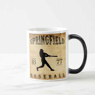 Baseball 1877 Springfields Ohio Verwandlungstasse