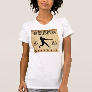 Baseball 1883 Harrisburgs Pennsylvania T-Shirt