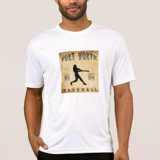 Baseball 1884 Fort Worths Texas T-Shirt