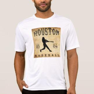 Baseball 1884 Houstons Texas T-Shirt