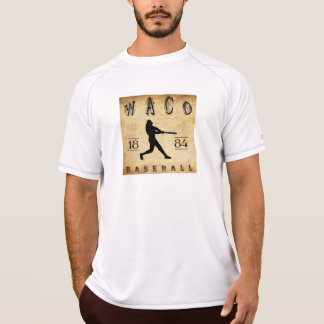 Baseball 1884 Waco Texas T-Shirt