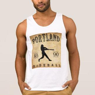 Baseball 1890 Portlands Oregon Tank Top