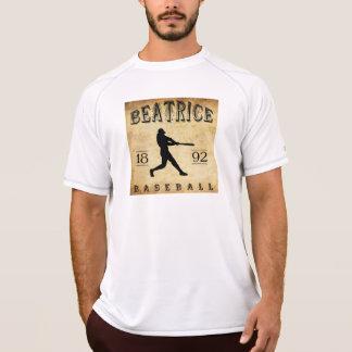Baseball 1892 Beatrice Nebraska T-Shirt
