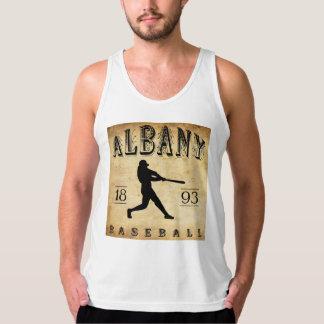 Baseball 1893 Albaniens Oregon Tank Top