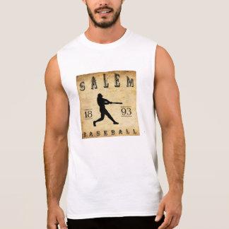 Baseball 1893 Salems Oregon Ärmelloses Shirt