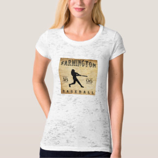 Baseball 1896 Farmingtons New York T-Shirt