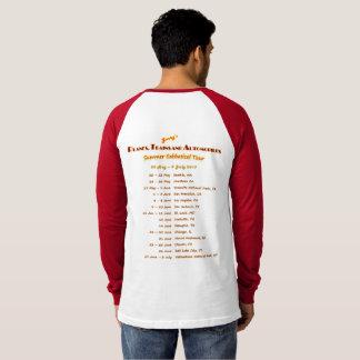 Baseball-Art-Konzert-T - Shirt