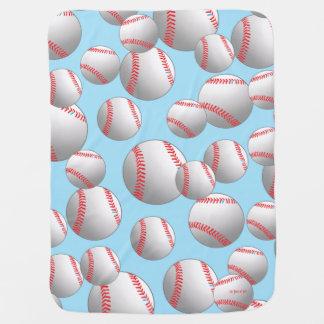 Baseball Babydecke