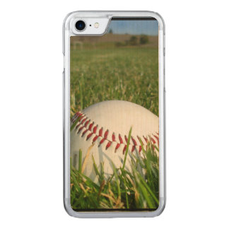 Baseball Carved iPhone 8/7 Hülle