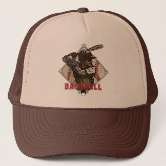 Baseball-Diamant-Teig Truckerkappe