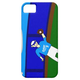 Baseball-Fang-intelligenter Telefon-Kasten Hülle Fürs iPhone 5