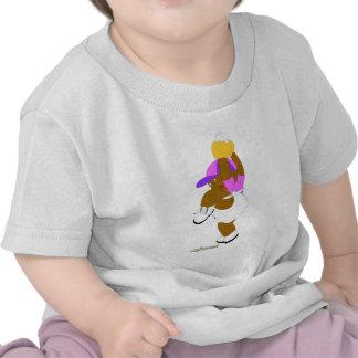 Baseball-Fänger-Baby Shirts