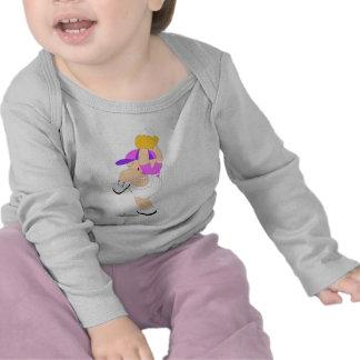 Baseball-Fänger-Baby Tshirt