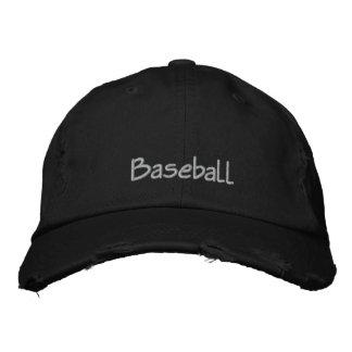 Baseball gestickte Baseballmütze