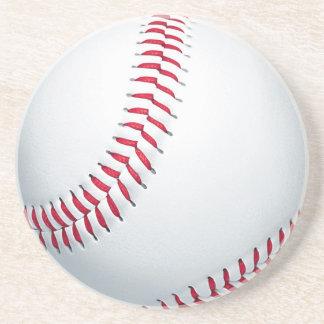 Baseball Getränkeuntersetzer