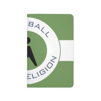 BASEBALL IST MEINE RELIGION TASCHENNOTIZBUCH