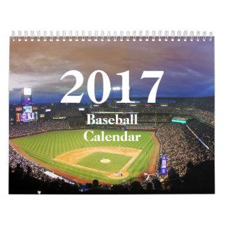 Baseball Kalender-HAMbyWhiteGlove 2017 Kalender