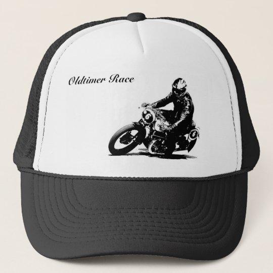 Baseball Kappe Motorrad Oldtimer Puch