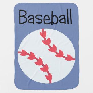 Baseball Kinderwagendecke