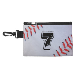 Baseball-Klipp auf Tasche