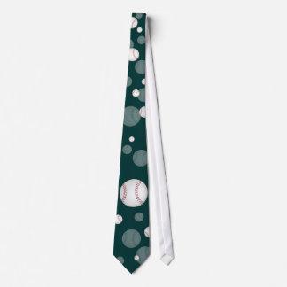 Baseball-Krawatte Bedruckte Krawatte