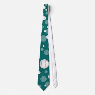 Baseball-Krawatte Bedruckte Krawatten