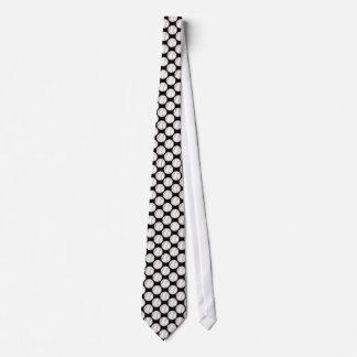 Baseball-Krawatte Individuelle Krawatte