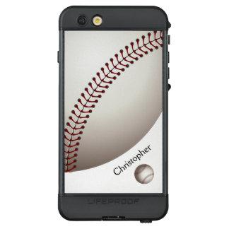 Baseball LifeProof NÜÜD iPhone 6s Plus Hülle