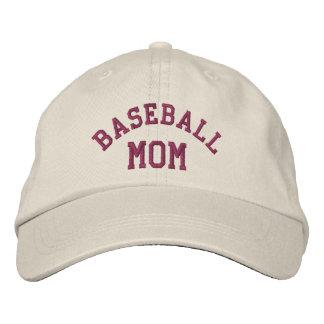 Baseball-Mamma niedlich Bestickte Baseballkappe