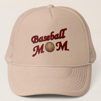 Baseball-Mamma niedlich Truckerkappe