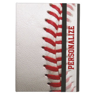 Baseball mit dem Rot-Nähen und personalisiertem