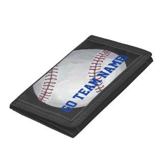 Baseball mit Namen und Zahl