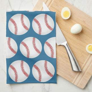 Baseball-Muster Küchentuch