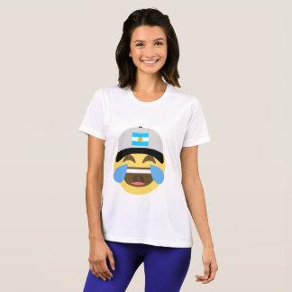 Baseball-Mütze Argentiniens Emoji T-Shirt