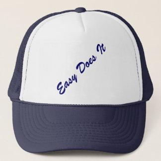 Baseball-Mütze, zwei Farben Truckerkappe